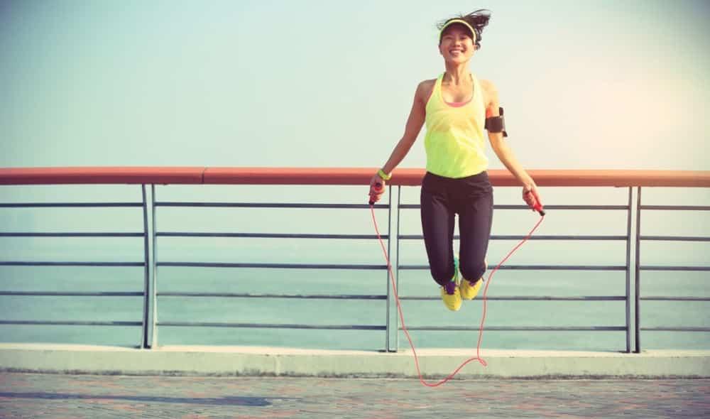 Les meilleurs exercices de corde à sauter pour maigrir - Ma ceinture Abdominale