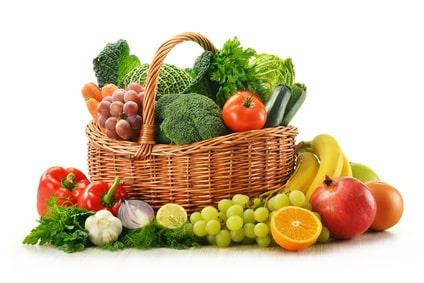 Fruits et légumes : Alimentation saine