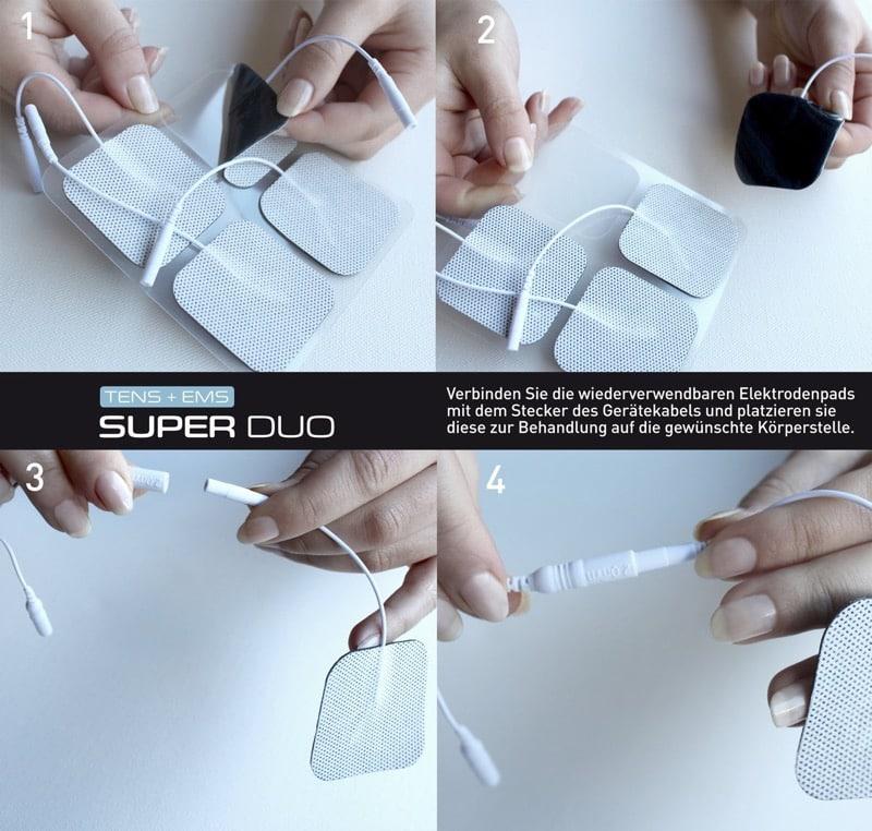 Superduo Présentation Cable