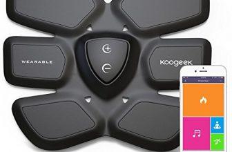 koogeek appareil abdominale intelligent