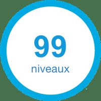 99 Niveaux ceinture