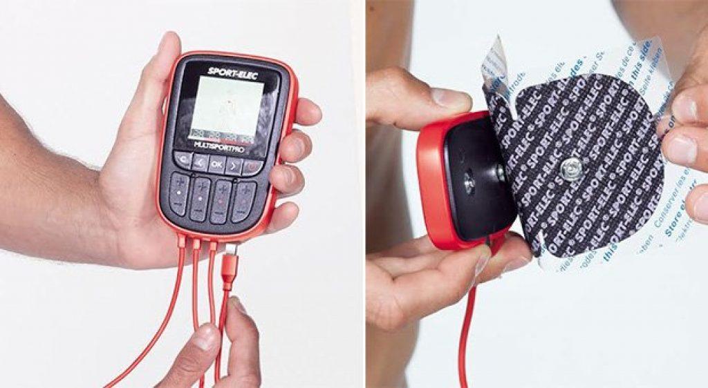 9a01c5c12cb0f3 Son autre avantages est sa compatibilité avec la ceinture abdominale Sport  Elec ce qui vous permettra d utiliser l appareil pour l ensemble de votre  corps ...