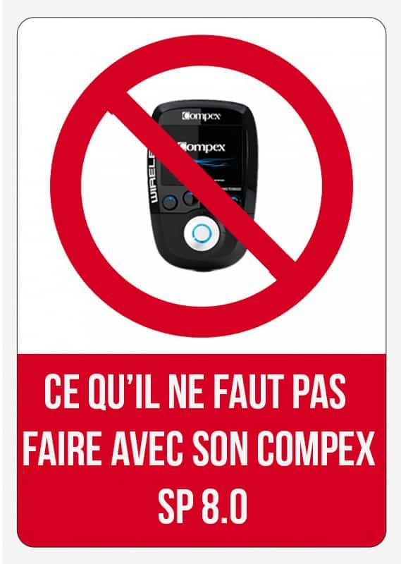 compex-sp8-conseils-contre-indication-danger
