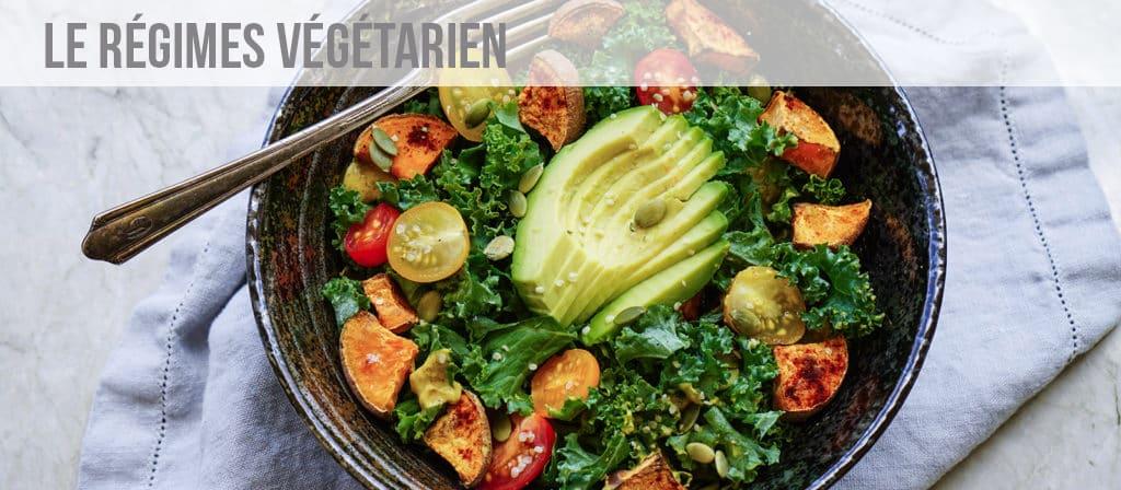 régime végétarien bienfaits