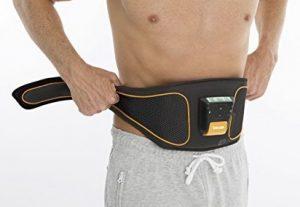 installation ceinture abdominale