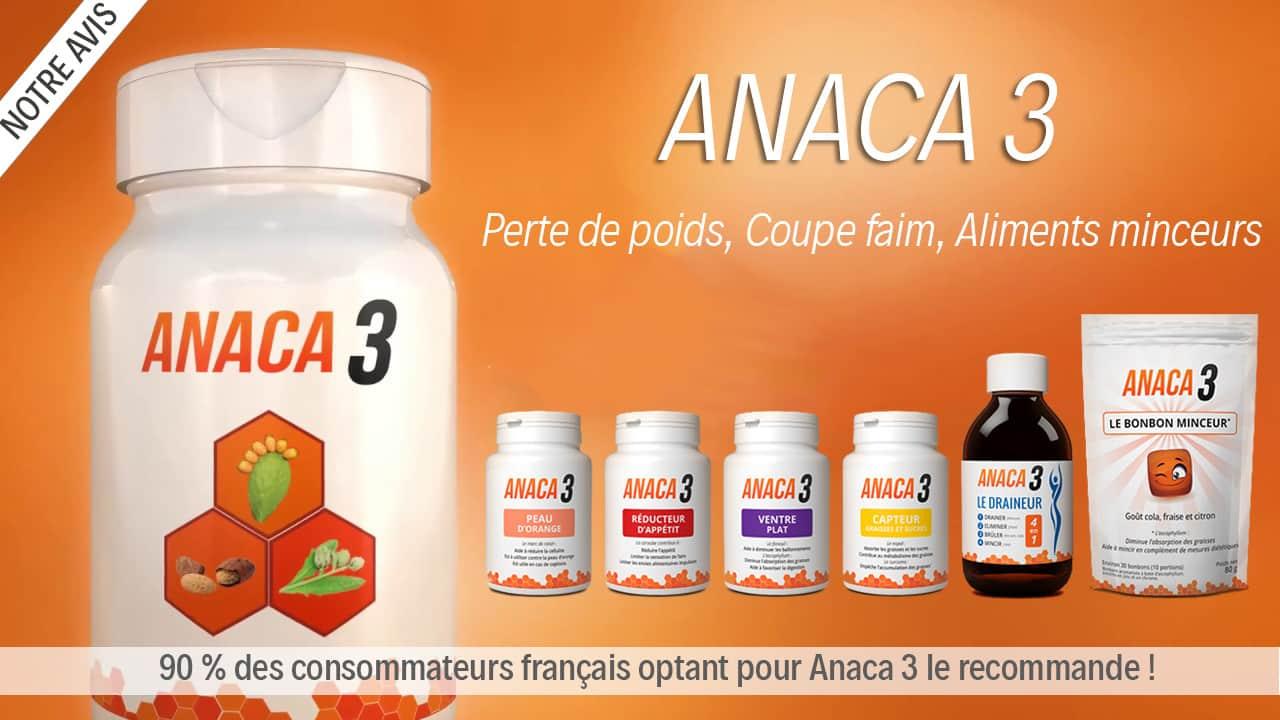 Anaca3 Notre Avis Verdict Après 3 Mois Dessai Efficace Ou
