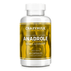 Anadrole Stéroide gain force