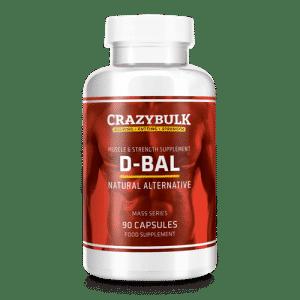 Crazybulk D Bal Muscles