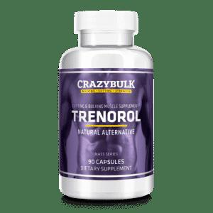 Crazybulk Trenorol Steroides