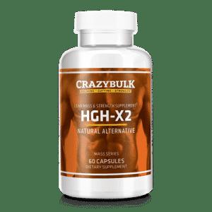 HGH X2 Pilule naturelle