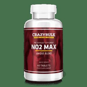 NO2 Max Supplément Crazybulk